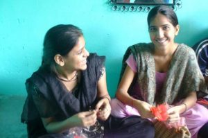 vrouwen empowerment project india